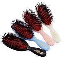 Mason Pearson Hairbrush Child Bristle (sensitive) Cb4 White, Pink, Blue, Black