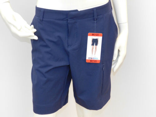 32 DEGREES LADIES COOL STRETCH CARGO SHORTS 2 SIZES 3 COLOURS BNWT