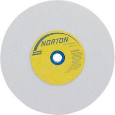 Norton Grinding Wheel 6in X 1in White Aluminum Oxide 100 Grit