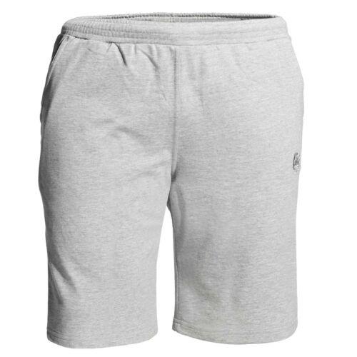 Jogging bermuda grande taille gris clair chiné érable Sportswear