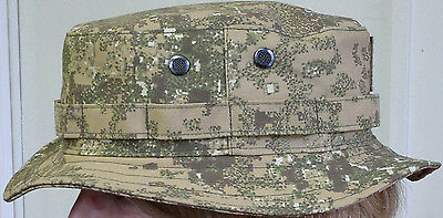 RECCE Hat  Boonie  PenCott BadLands    - Made in Germany - XL // Extra Large