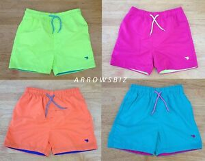 New-Boys-Kids-Swimming-Shorts-Trunks-Swimwear-Summer-Holidays-Gift-Age-2-13