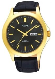 Pulsar-Gents-Day-Date-Display-Leather-Strap-Watch-PXF290X1-PNP