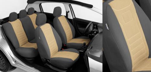 Universal BMW Autositzbezüge Sitzbezüge Schonbezüge Velours VGB1