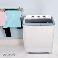 5kg Twin Tub Portable(mini) Travel Washing Machine Spin Dry - Caravan Home