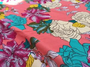 /'Siste/' Viscose Fabric 100/% dress fabric per metre womenswear scarves