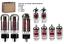thumbnail 1 - Tube SET for Fender Vibroverb Brown JJ Electronics 9 tubes