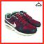 Nike-Damen-Air-Max-Coliseum-Racer-Leder-Turnschuhe-UK-6-40-lila-Sneakers Indexbild 1