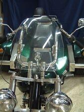 "Windschild ""Highway""  22mm/25mm Lenker Trike BOOM Easy Rewaco WK Motorrad"