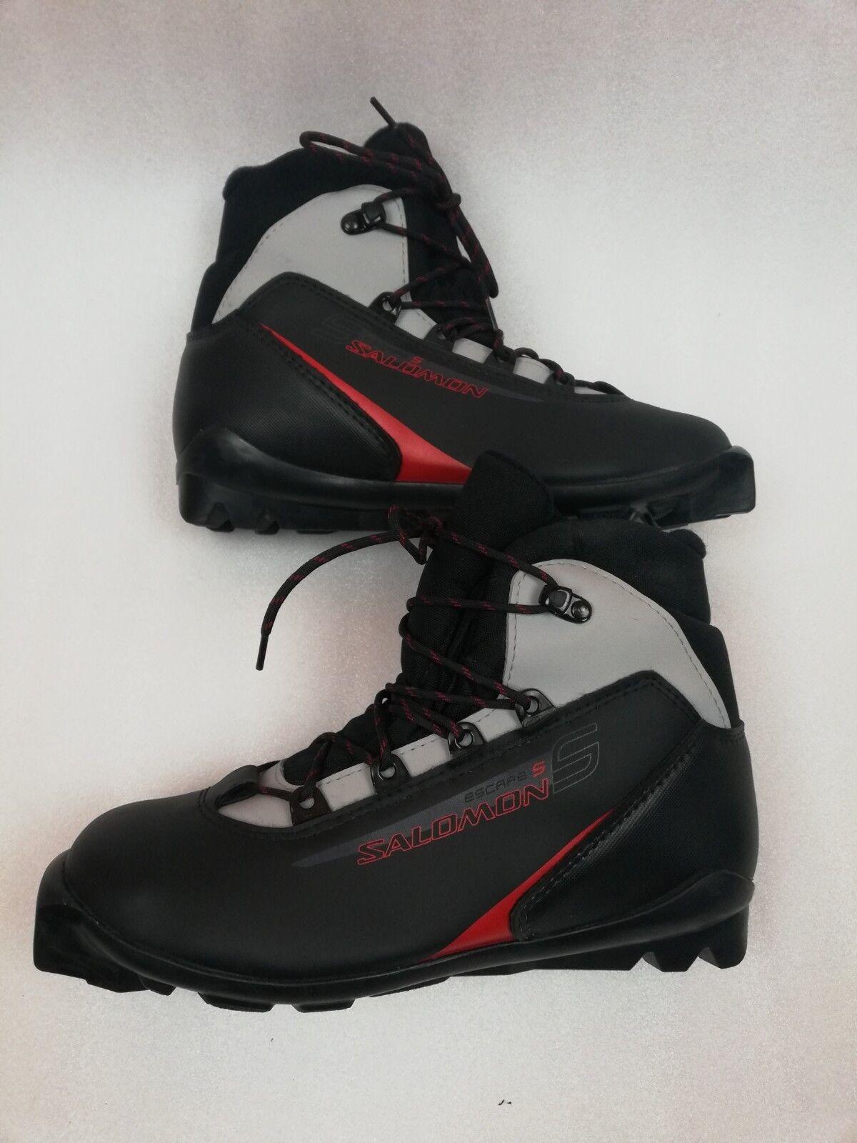 Salomon escape S Cross-Country Ski Boots unisex sz eu 38 us 6