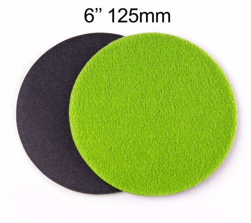 GP100 Medium Grade Silicon Carbide Sanding Abrasive Disc with hook and loop