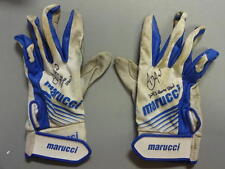 ANTHONY ALFORD SIGNED MARUCCI 2015 GAME USED BATTING GLOVES W/COA