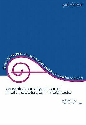 Wavelet Analysis and Multiresolution Methods : Proceedings of the Conference Hel