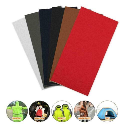 Repair Fabric Patch Down Winter Jacket Tent Raincoat Materials Fabric DIY V3F8