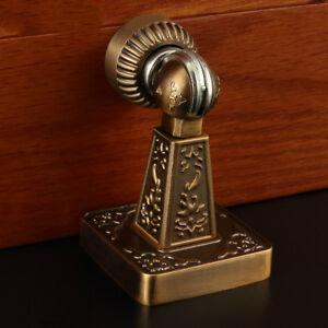 New Antique Brass Magnetic  Door Holder stop stopper stopper