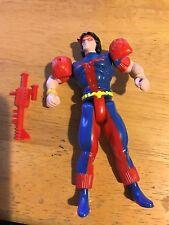 lot of 3 Warpath, Cable, G.W. Bridge X-Men X-Force Action Figure Toy Biz Marvel