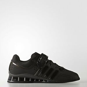 Adidas adipower Weightlifting Shoes (Core Black Night