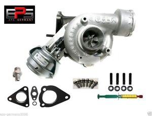 Turbolader-038145702G-VW-Passat-Audi-1-9-TDI-96KW-131-PS-2-0-TDI-103KW-140PS