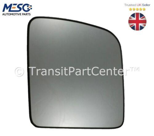 Puerta Espejo Cristal Clip De Ford Transit Connect climatizada Derecha Lado Conductor