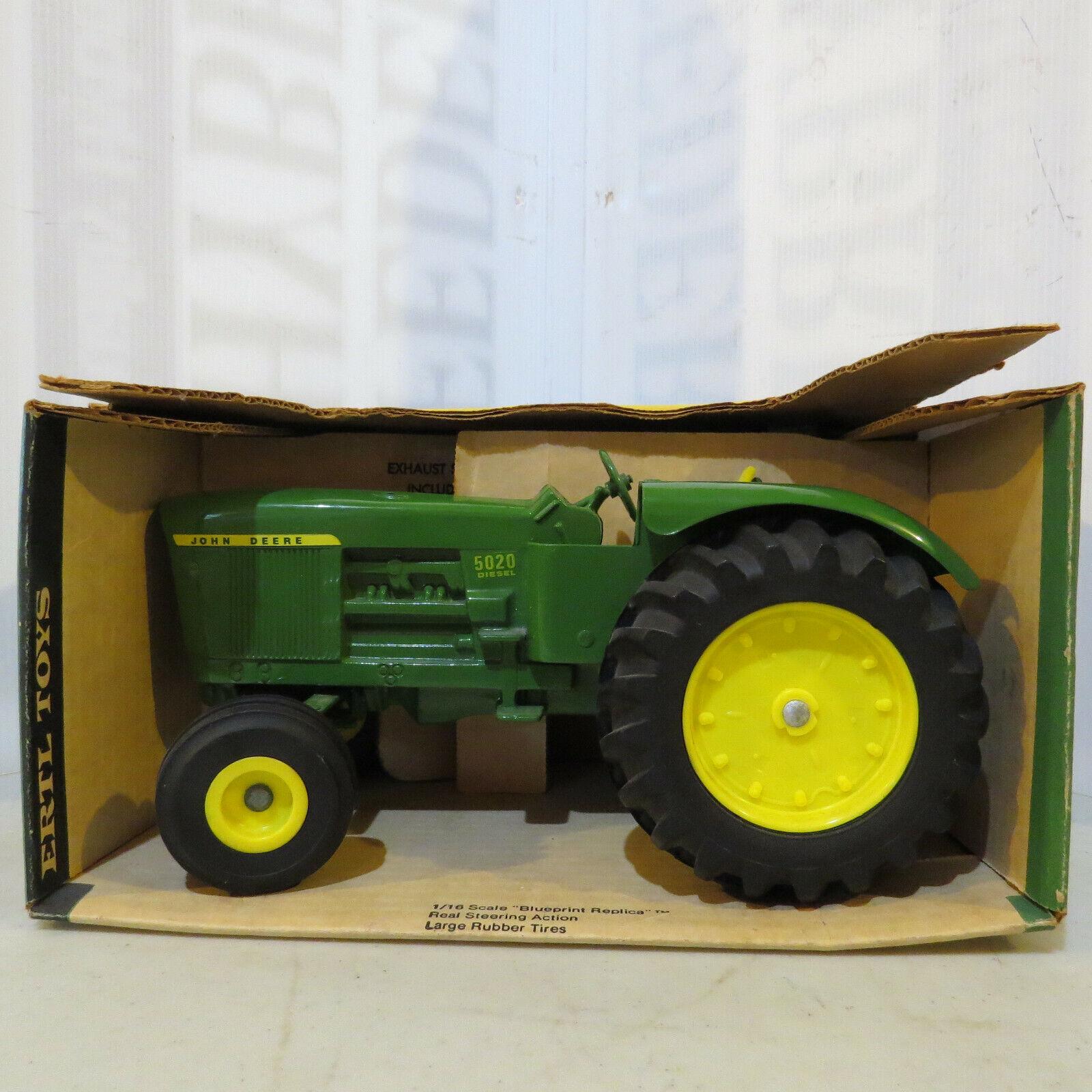 nueva marca Ertl John John John Deere 5020 Tractor Diesel JD574  ofrecemos varias marcas famosas