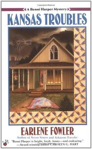 Kansas-Troubles-Benni-Harper-Mystery-by-Earlene-Fowler