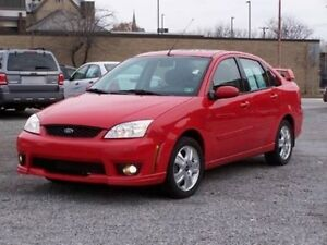 Image Is Loading 2005 2007 Ford Focus Zx4 Ses Per Fog