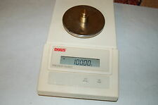 ohaus digital lab scale balance analytical Precision Standard  TS400S delta rang