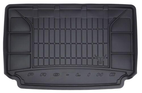 Premium Tappetino Vasca Tappetino bagagliaio per Ford B-MAX PIANO SUPERIORE anno 2012-2017