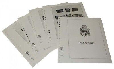 Lindner T Vordruckblätter T178/03 2014 Liechtenstein - Jahrgang 2014 Einfach Und Leicht Zu Handhaben