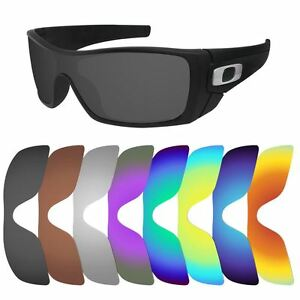 54b27e382eb89 A imagem está carregando Polarized-Replacement-Lenses-for-Oakley-Batwolf -Sunglasses-Multiple-