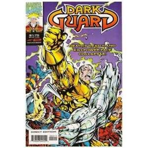 Dark Guard #2 in Near Mint minus condition. Marvel comics [*6b]