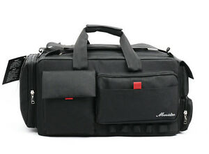 new-VCR-Video-Camera-Bag-Shoulder-Case-for-Nikon-Canon-Sony-Large-volume