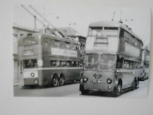 LONDON-TRANSPORT-TROLLEYBUS-1264-EXV-264-ON-ROUTE-543-TO-HOLBORN-CIRCUS