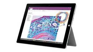 Microsoft Surface 3 10 8 128GB Atom x7 Z8700 GSM 4G LTE UNLOCKED Tablet