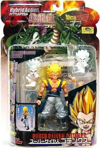 Dragon Ball Z Hybrid Super Saiyan Gotenks Action Figure
