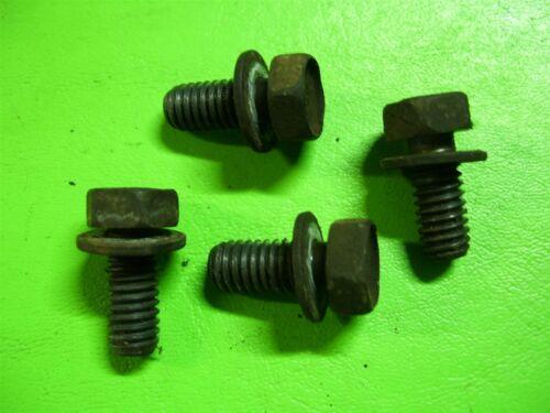 99 Dodge Ram Cummins diesel 5.9L engine cooling fan blade clutch BOLTS 12v 24v