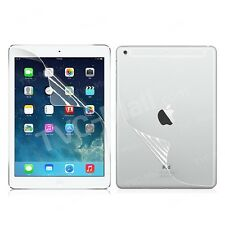 HD Screen Guard Scratch Protector for Apple iPad 2/3/4  Back Only Pack of 2