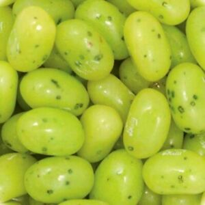 Details about Jelly Belly® Juicy Pear Jelly Beans Fat Free Gluten Free  Gourmet Kosher Candy
