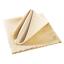 miniature 11 - En-Tissu-Uni-Polyester-Coton-Serviettes-de-table-de-mariage-tissu-lin-Diner-1pc
