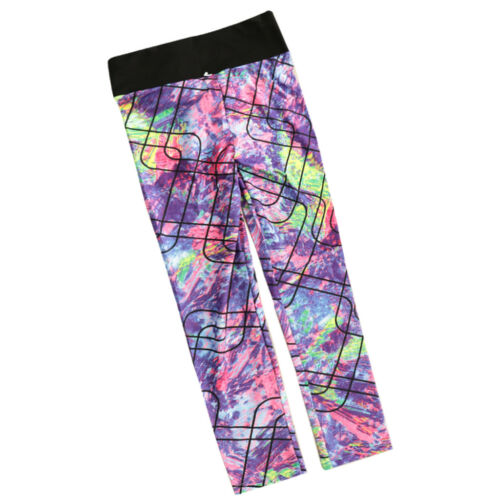 Women Printed YOGA Gym Sport Leggings Running Fitness Pants Workout Trousers