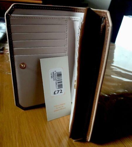 Radley Medium Zip Sac à main Tan RRP £ 72