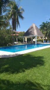 Magnífico departamento tipo villa en venta en Isla Dorada Cancún RD!1021