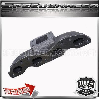 Race Cast Iron Steel T3//T4 Turbo Manifold+WG Port For 89-98 240SX Swap SR20DET