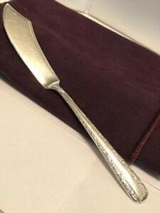 Towle Sterling LAFAYETTE FLAT BUTTER KNIFE-No Mono 1905
