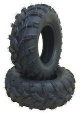 2 New WANDA ATV Tires AT 25x8-12 25x8x12 /6PR P373 - 10243
