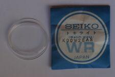 Seiko K00W28AN Vetro Crystal Glass Uhrenglas Verre Original NOS per 5606-5100