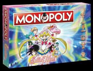 Monopoly Sailor Moon | Moves Winning | Spiel | Monopoly | Deutsch | 2018