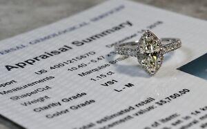 5-750-14K-White-Gold-1-5ctw-Marquise-Diamond-Halo-Engagement-Ring