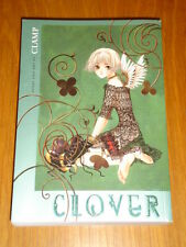 CLOVER VOL 1 DARK HORSE MANGA CLAMP GRAPHIC NOVEL <