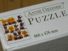 Sealed ANNE GEDDES BABY DAFFS FLOWERS 900 PIECE JIGSAW PUZZLE 666x476mm